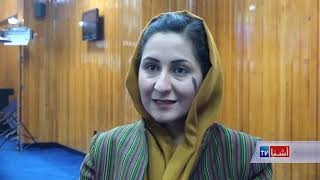 Afghan female journalists - VOA TV Ashna