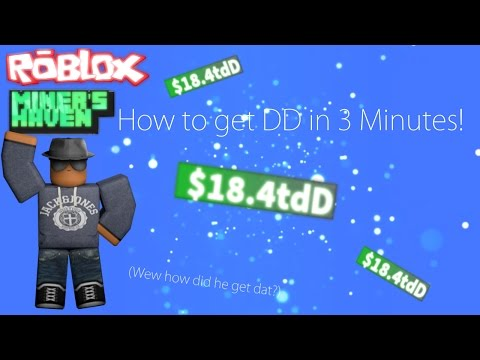 Miners Haven: How to get DD in 3 minutes ( Life 250+ / Life 500  reborn setup)