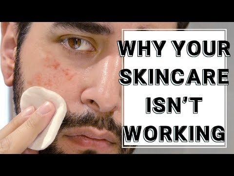 Why Your Skin Care Routine Isn't Working - Skincare Tips And tricks ✖ James Welsh