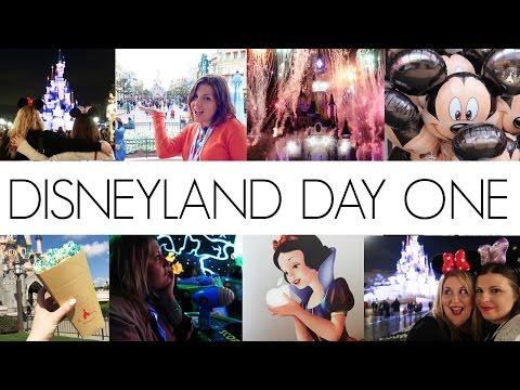 DISNEY WITHOUT THE KIDS /  Disneyland Day 1 / #RunDisneyFrance