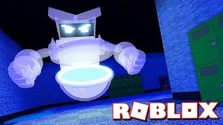 Roblox Adventures - DEFEAT THE TOILET MONSTER IN ROBLOX! (SpoopyPants Adventure Obby)