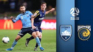Sydney FC vs Central Coast Mariners Highlights   A-League Round 10