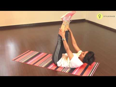 How To Do SCOOP EXERCISE For Core Strength