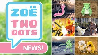 SHINY SANDSHREW, TRAINER BATTLES, SHINY GIVEAWAY & MORE! ZTDNews - Pokémon GO