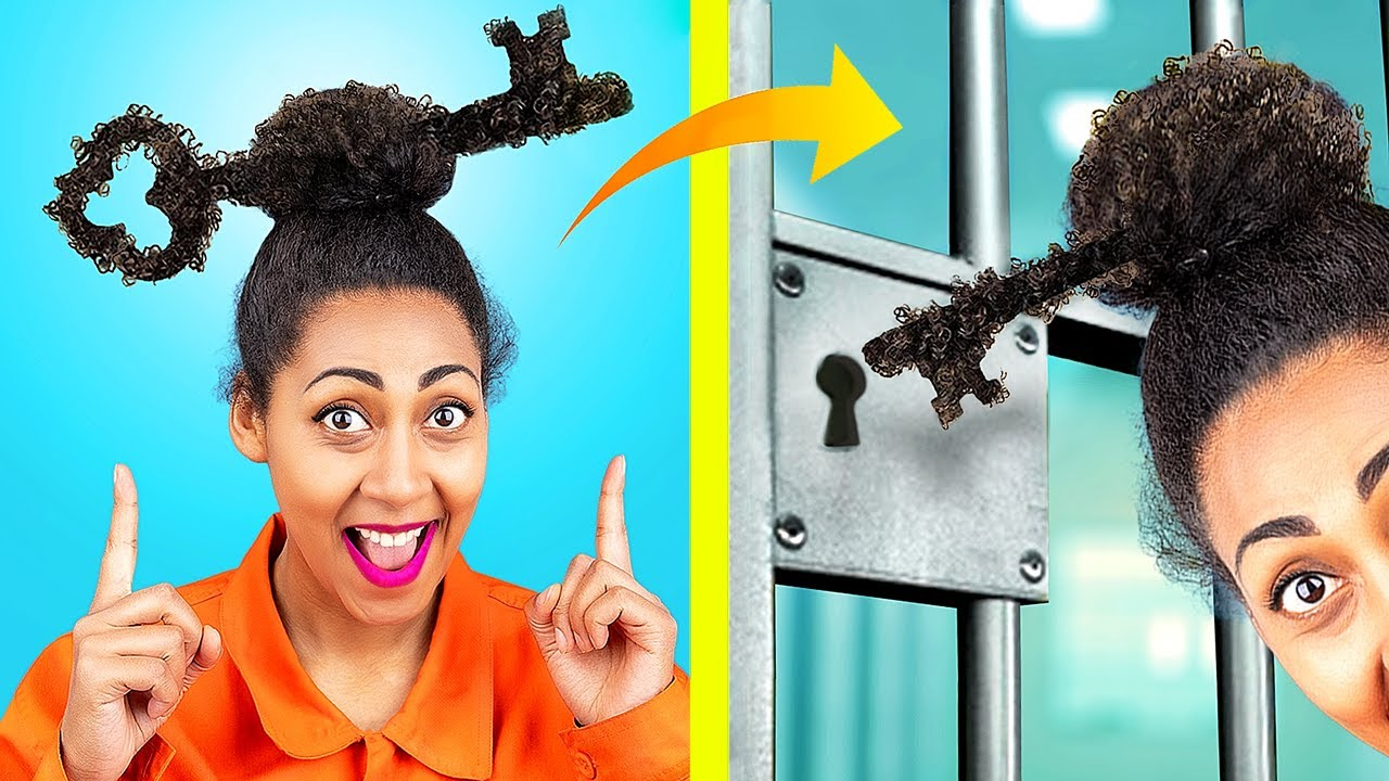 Funny Prison Break Fails/ 12 Funny and Awkward Situations