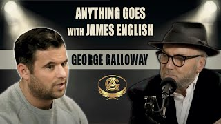 George Galloway Holds Nothing Back In A Tell All Interview
