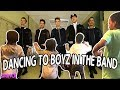 Dancing To New Kids On The Block - Boys In The Band (Boy Band Anthem)