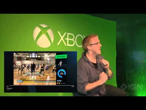 Xbox Fitness on Insanity Using Xbox One's Kinect
