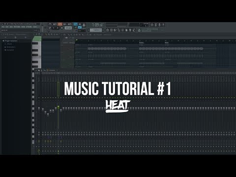 Music Tutorial #1 - How To Quickly Split Patterns In FL Studio