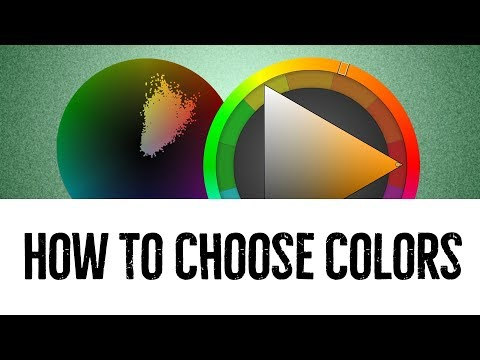 How to Choose Colors to Make Awesome Palettes