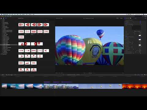 TitleMations 3.0 Tutorial: Title Bursts