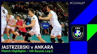 CLVolleyM JASTRZEBSKI Wegiel V Halkbank ANKARA Match Highlights