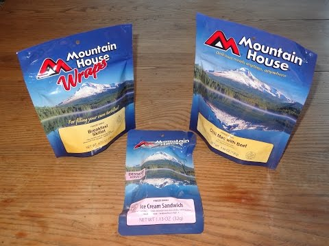 Mountain House Review: Breakfast Skillet, and Chili Mac and Beef