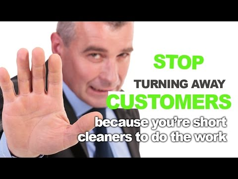 Grow Faster With Janitorial Services Hiring to Attract The BEST Employees