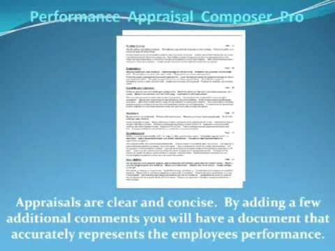 Automated Employee Performance Appraisals