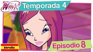 Winx Club - Temporada 4 Episodio 8 - El Círculo Blanco - COMPLETO
