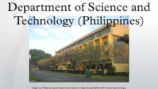 Department of Science and Technology (Philippines)