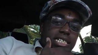 Kodak Black Shows Off His New Look