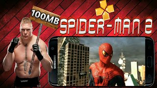 HURRY|| DOWNLOAD MARVEL SPIDERMAN 2018 ON ANDROID|| PPSSPP