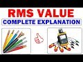 RMS Value-அப்டினா என்ன ? | Root Mean Square Value | Explained In Tamil