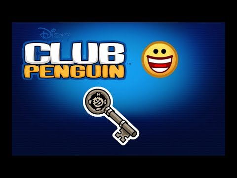 Club Penguin: How To Find Rockhoppers Key