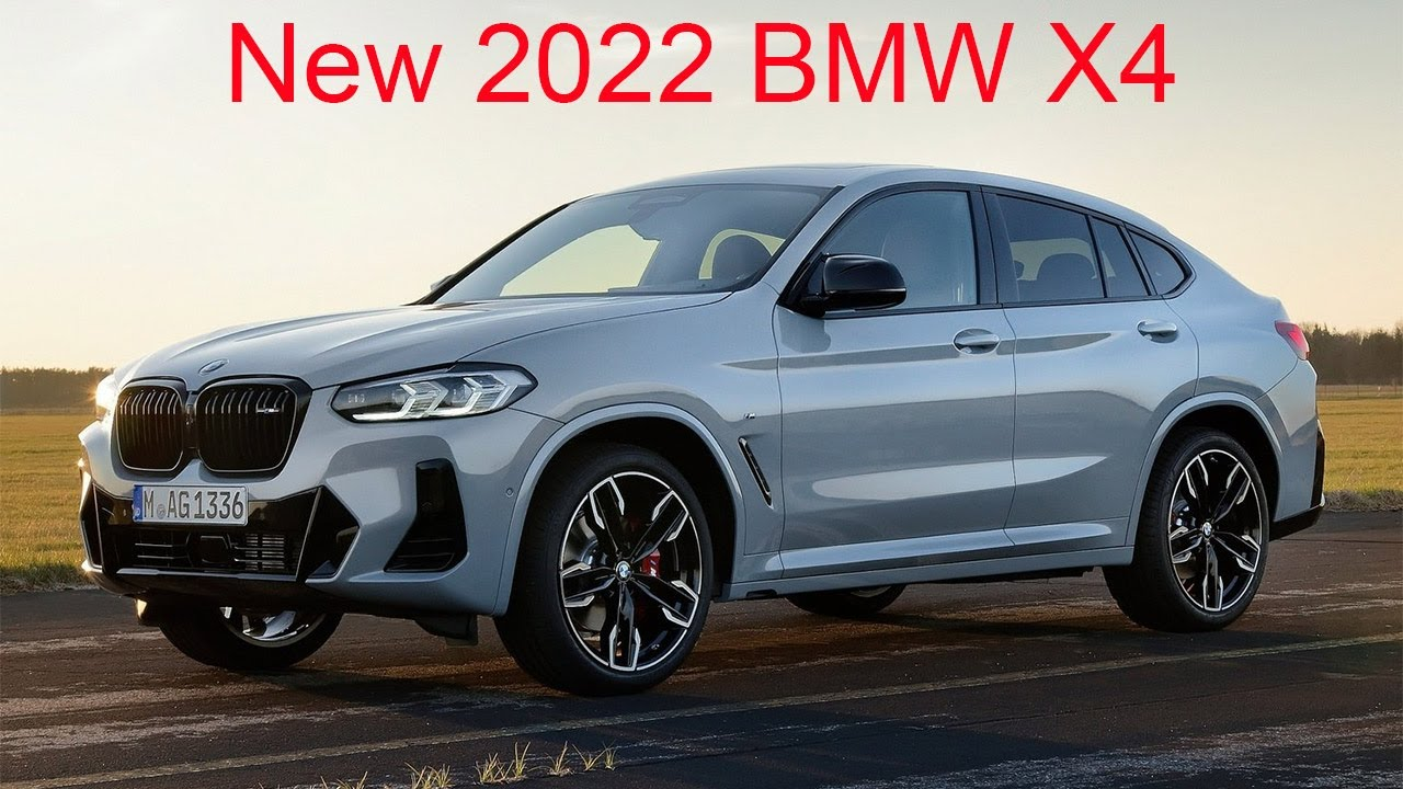 New 2022 BMW X4 facelift First look, Exterior, Interior, Driving, PRICE, SPECS & RELEASE DATE