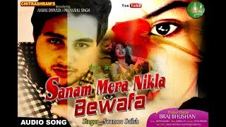 New Hindi Video Song - Sanam Mera Nikla Bewafa - Soumee Sailsh - Hindi Song