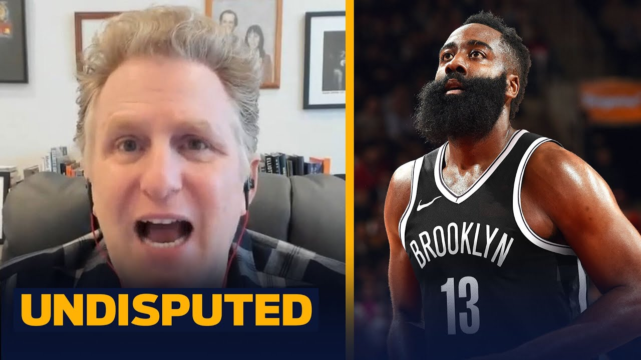 Michael Rapaport reacts to Harden trade, 'This is great for New York basketball'   NBA   UNDISPUTED