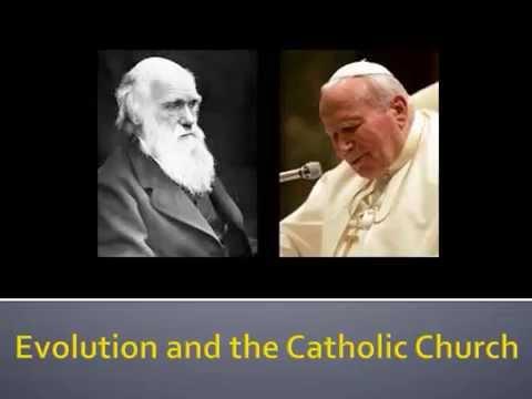 Evolution and Catholicism