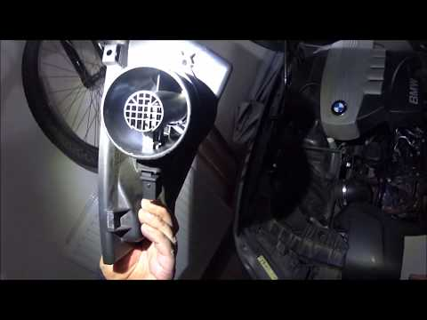 map maf cleaning bmw 1 120D 130kw e87 lci n47 - PlayItHub
