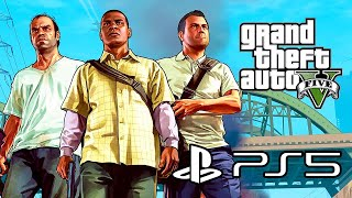 Grand Theft Auto 5 - PS5 Gameplay (4K)
