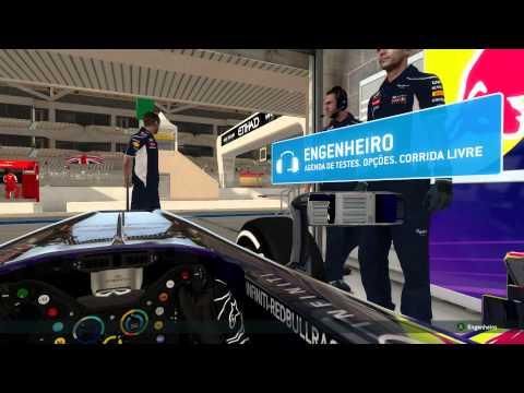 F1 2013 dublado em Português  - Xbox 360 , Playstation 3 e PC