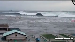 When Tsunamis hit Compilation
