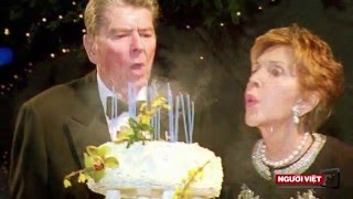 Nancy Reagan Died At 94