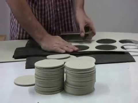 Cutting Cylinder Shell End Discs with an Allpax Gasket Cutter