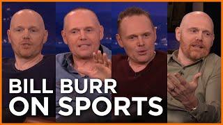 Bill Burr's Sports Rants | CONAN on TBS