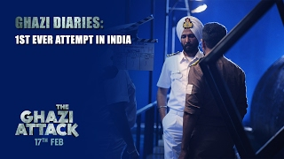 The Ghazi Attack | 1st ever attempt in India | Ghazi Diaries