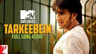 MTV Unplugged - Tarkeebein | Benny Dayal | Band Baaja Baaraat