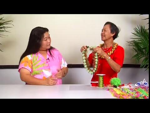 The Joy of Crafting 177/1 - Ribbon Petal Lei