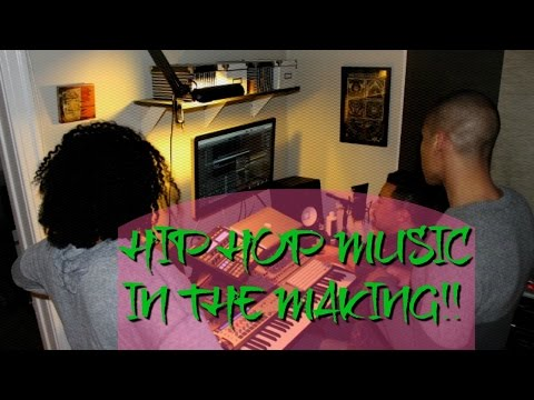 HIP HOP VIDEO EDITING USING IMOVIE | ItsBlenlly  (M.I & Rich NYCE in the making)
