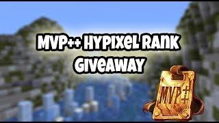 Hypixel+MVP++rank+giveaway Videos - 9tube tv