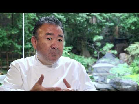 An Intro to Sake from 'Sake Samurai' Chef Tetsuya Wakuda | Diners Club International