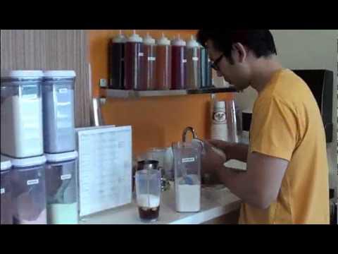 How to Make A Powdered Milk Tea