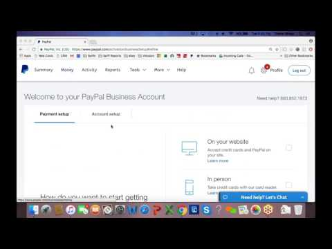 How to Setup and Manage your Paypal Account for ebay