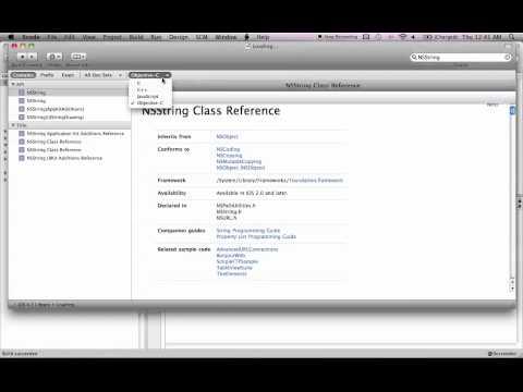Xcode Tips L5 - Developer Documentation