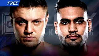 GLORY 69: Michael SMOLIK vs. Mo ABDALLAH (FULL FIGHT 2019)