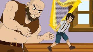 جیک اور بین اسٹیلک | Jack and the Beanstalk Kahani | پریوں کی کہانیاں  | Urdu Fairy Tales