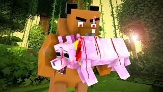 Wolf Life 4 - Craftronix Minecraft Animation