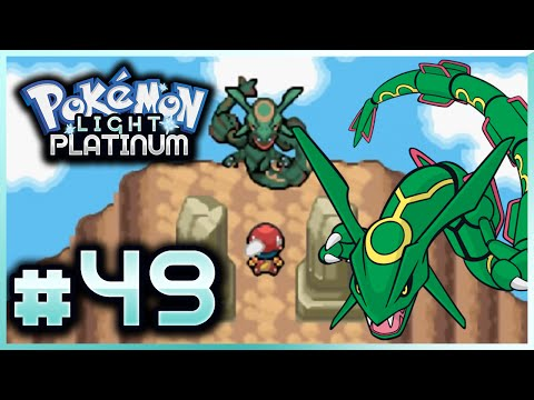 Let's Play Pokemon: Light Platinum - Part 49 - Celebi, Kyogre, Groudon, Rayquaza, Deoxys, Regi Trio