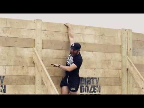 Dirty Dozen Races || Tutorials || Big Walls - How to climb a 10ft wall